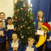 Well done to Leyland, Molly, Youssef, Daniel, Louie, Damian, Ethan and Ellie.